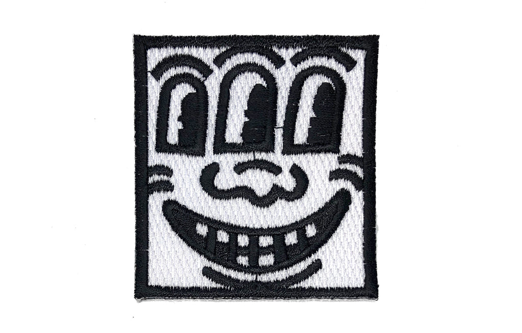 Patch [3 Eyes] by Keith Haring Pop Shop