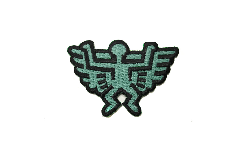 Patch [Angel -Teal] by Keith Haring Pop Shop