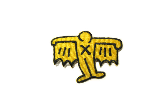 Patch [Angel - Yellow] by Keith Haring Pop Shop