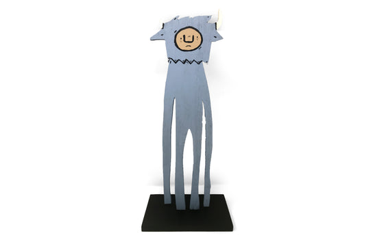Statuette [Baby Blue] by Penny Pinch