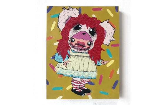 Raggedy Ann by Elloo