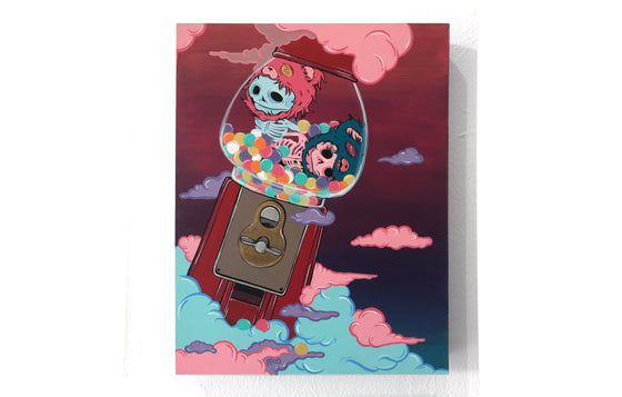 Gumball Magic by Elloo