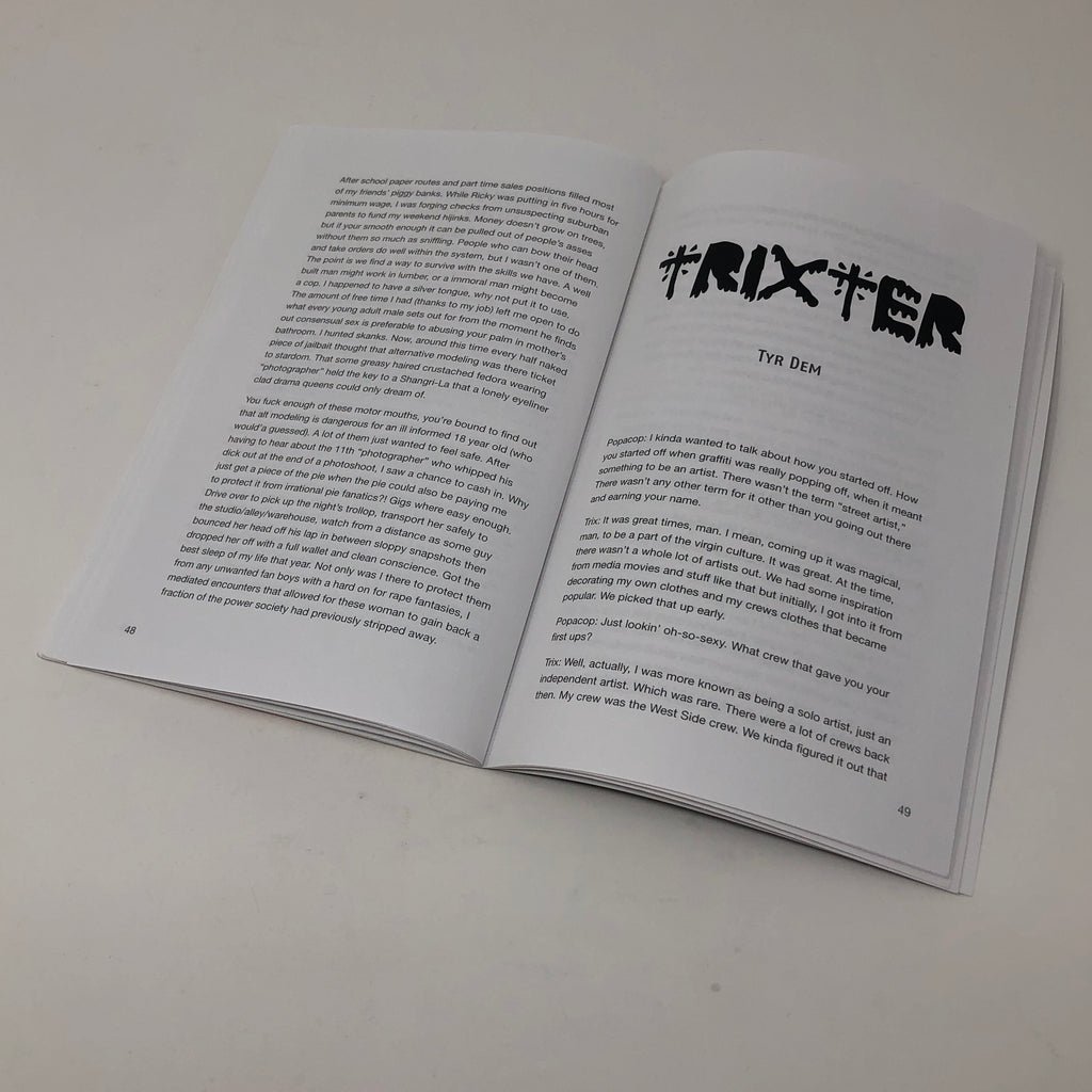 Issue No.2 by Gutter Grin Twins