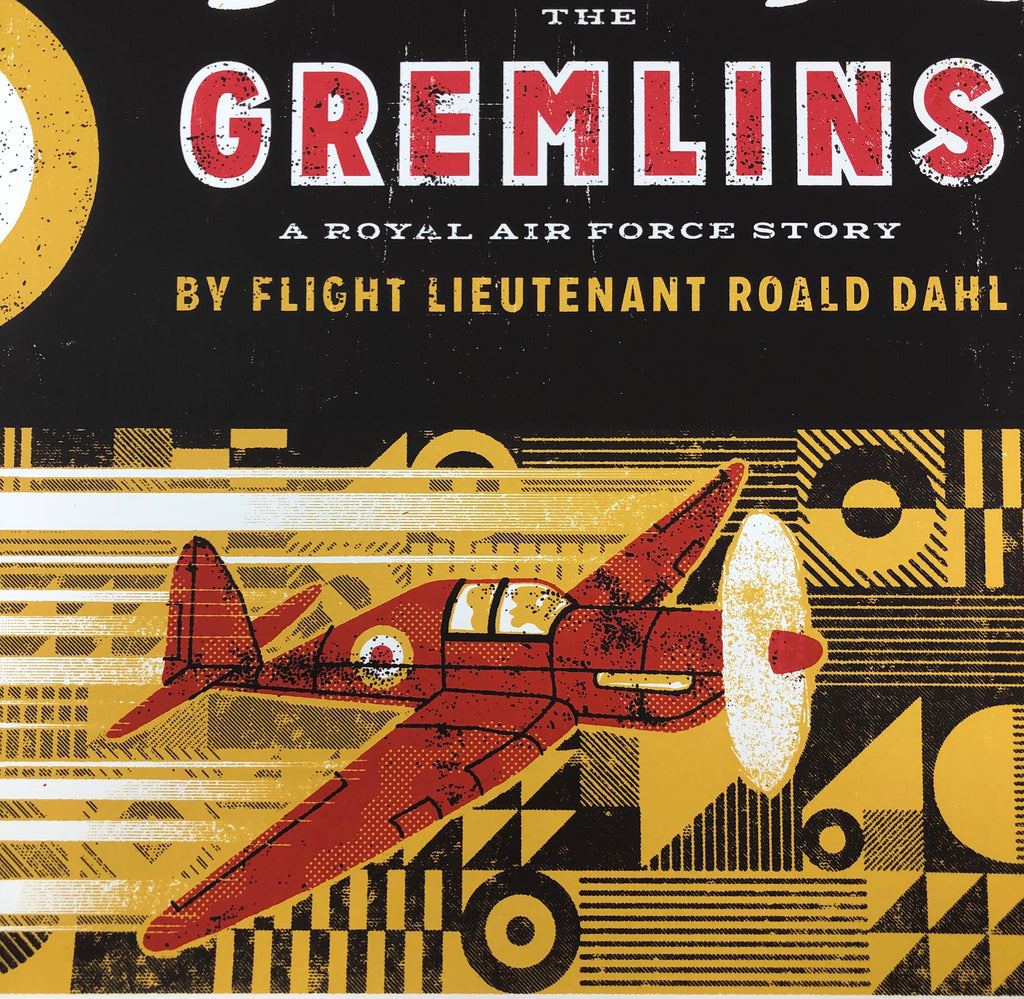Gremlins - A Royal Air Force Story by Adam Hanson