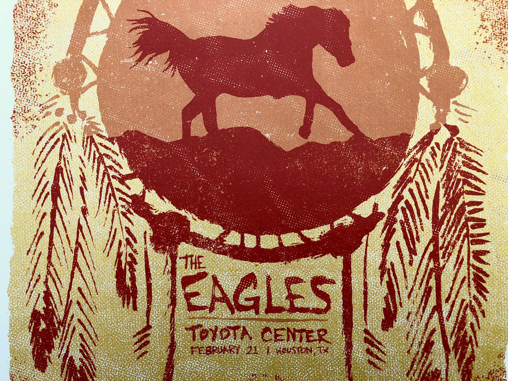 The Eagles [Houston, TX] by Clint Wilson