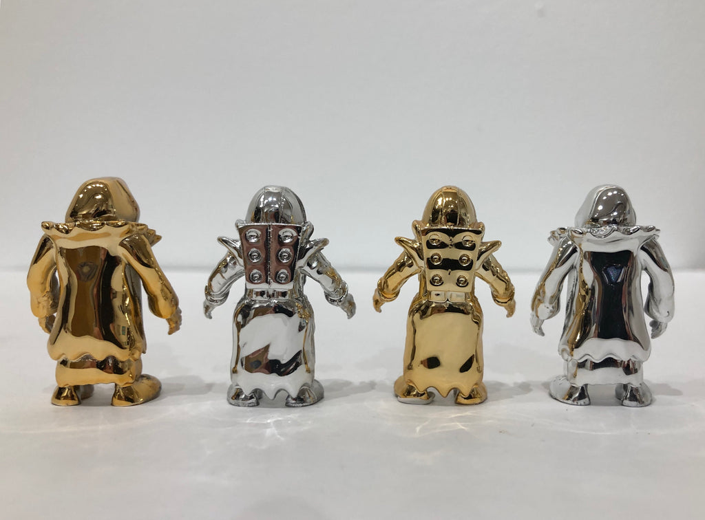 Mini-Draco Knuckleduster [Gold] by Killer Bootlegs