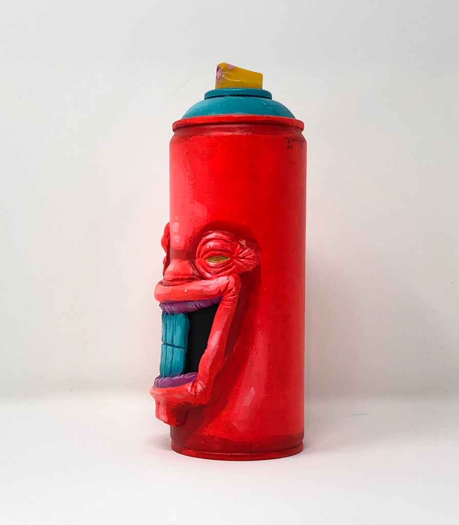 Spray Paint Can [Red] by Fedz