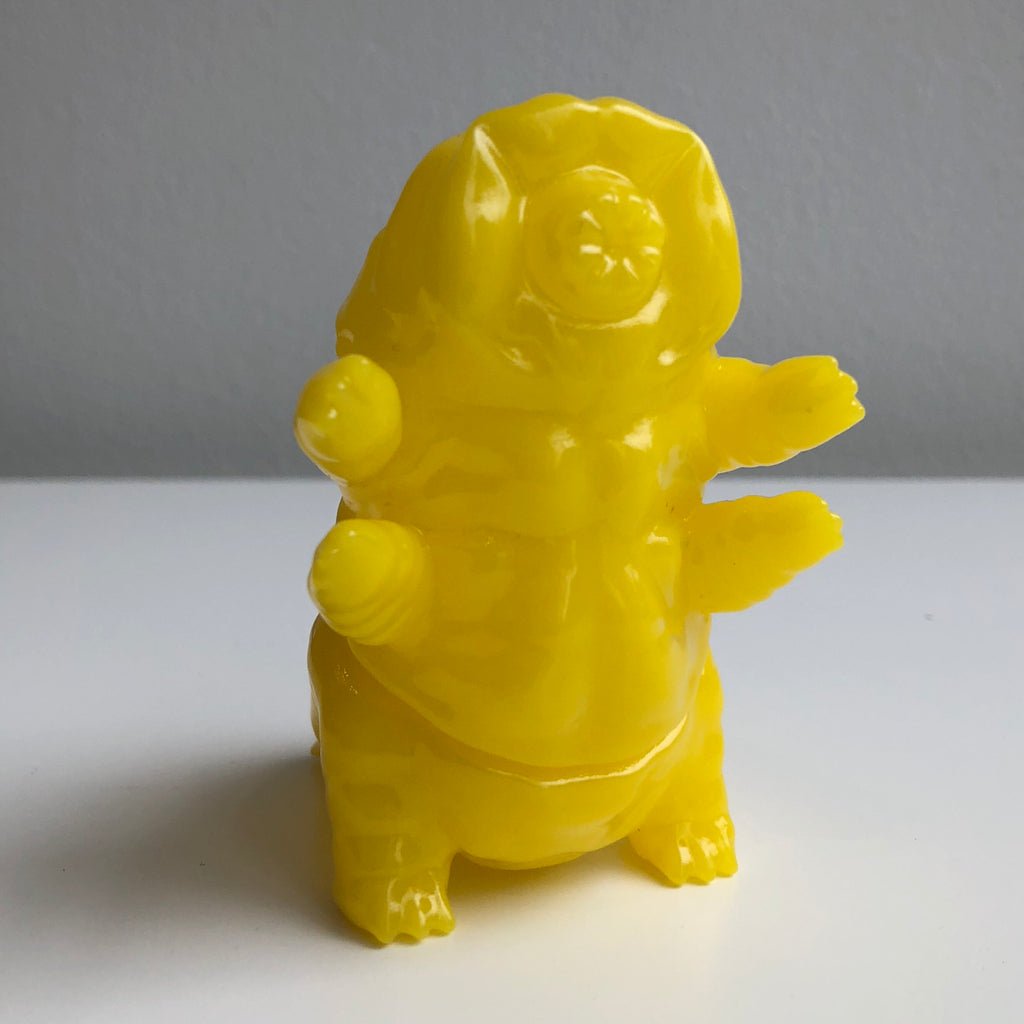 Tarbus the Tardigrade [YELLOW] by DoomCo Designs