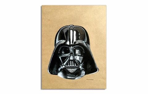 Darth Vader by MMont