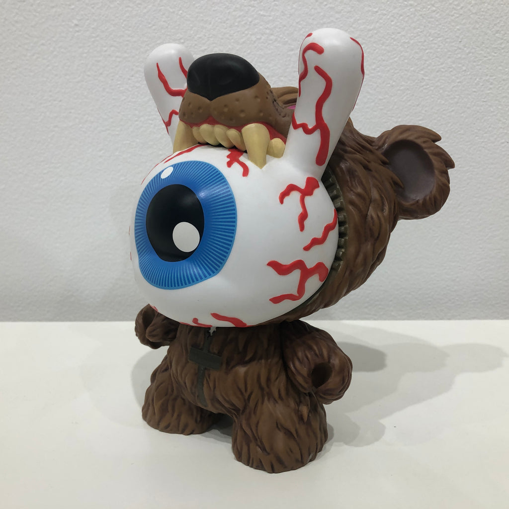 "Bad News Bear [8""] by Mishka x Kidrobot"