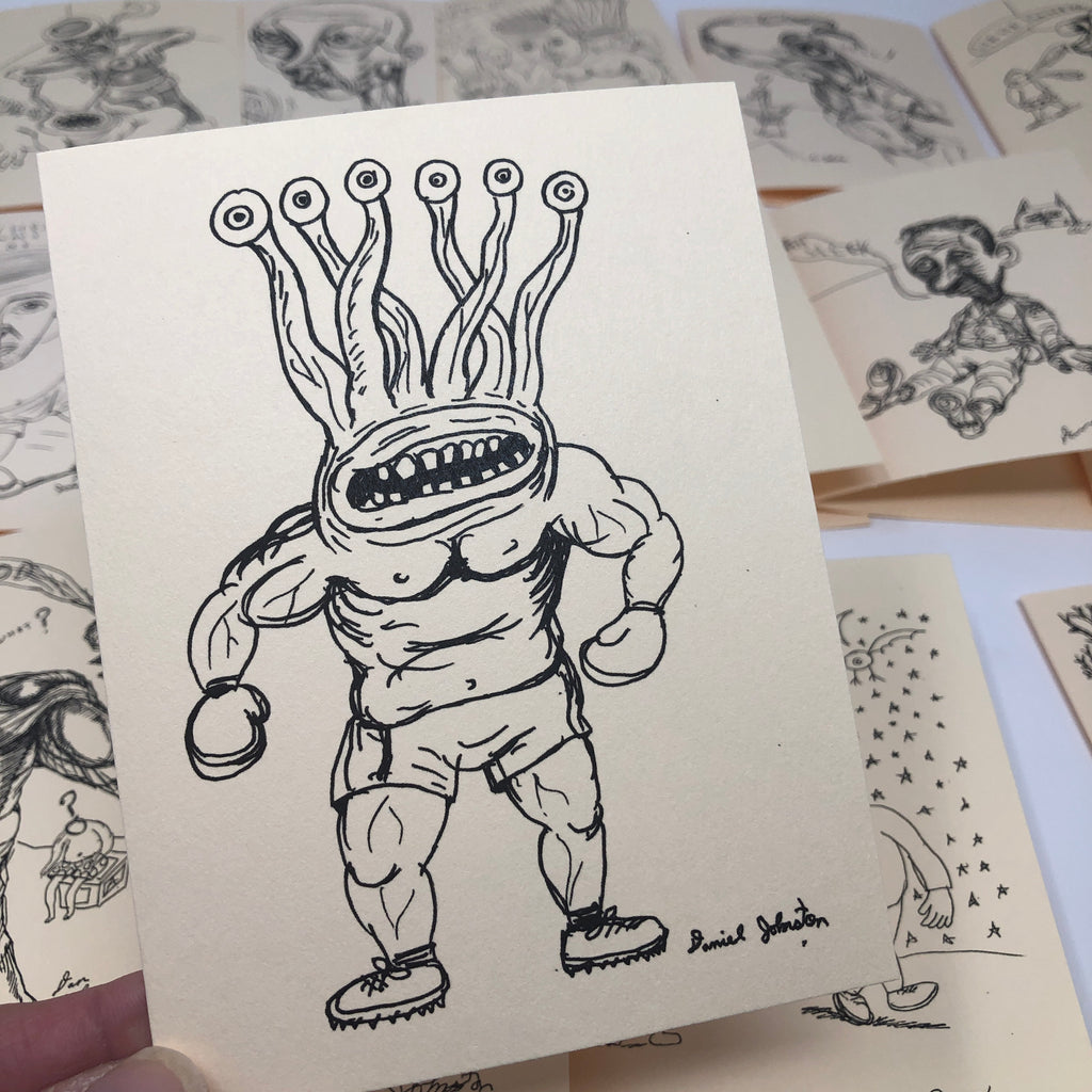 Note Cards Card [Asst Styles] by Daniel Johnston
