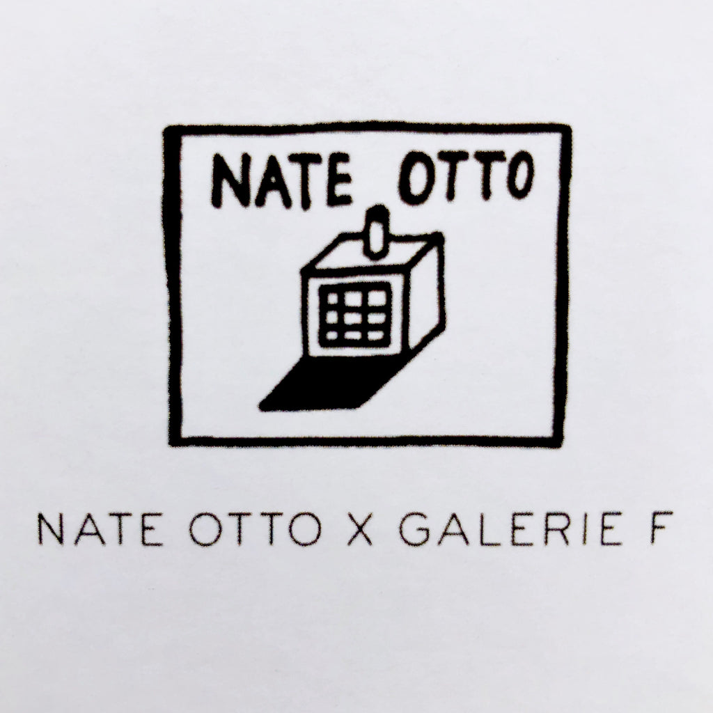 Notecard [Chicago] by Nate Otto
