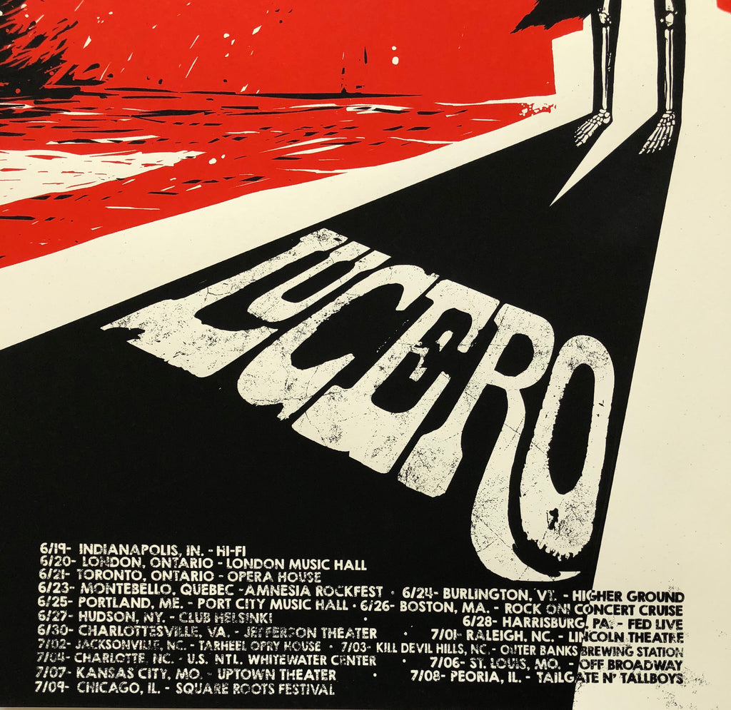 Lucero [2017 Tour] by Moon Light Speed