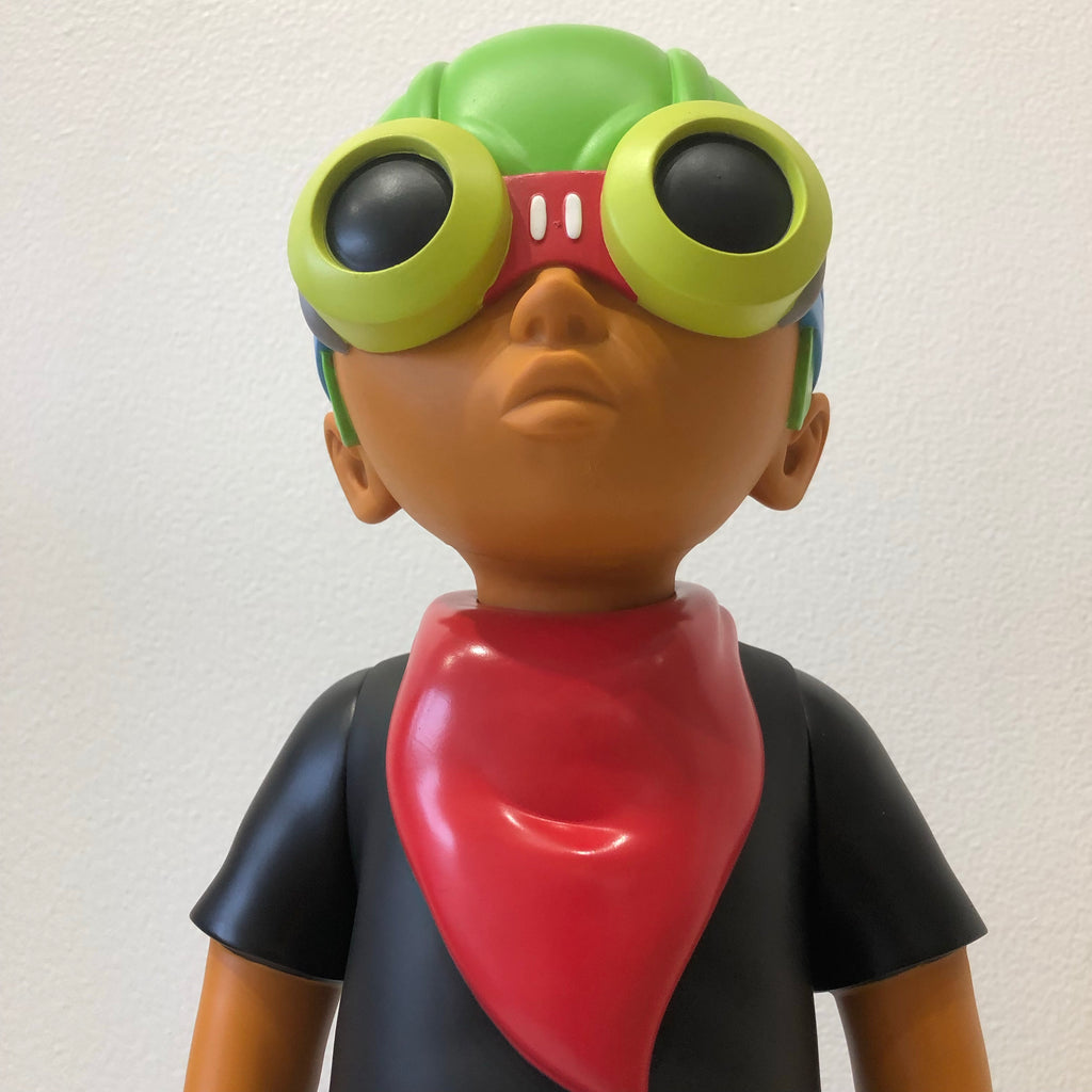 Hebru Brantley  x MINDstyle