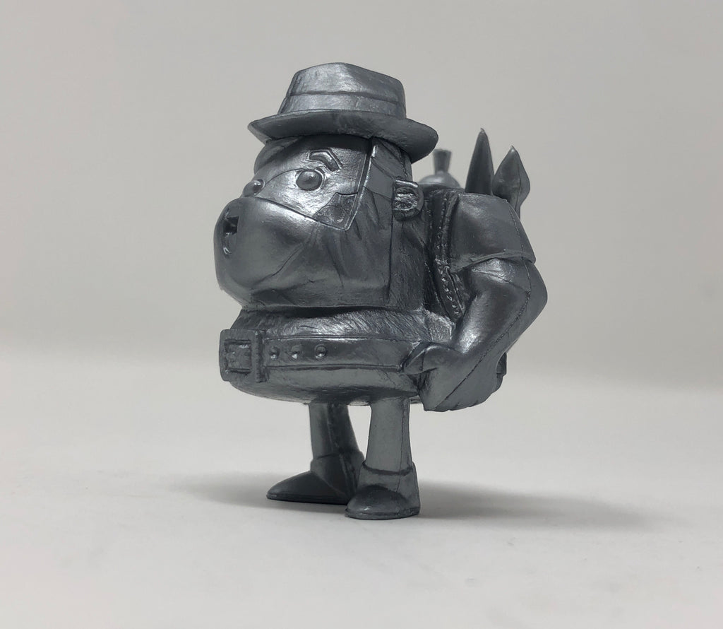 Vincent Mini-Figure [Silver] DCON 2019