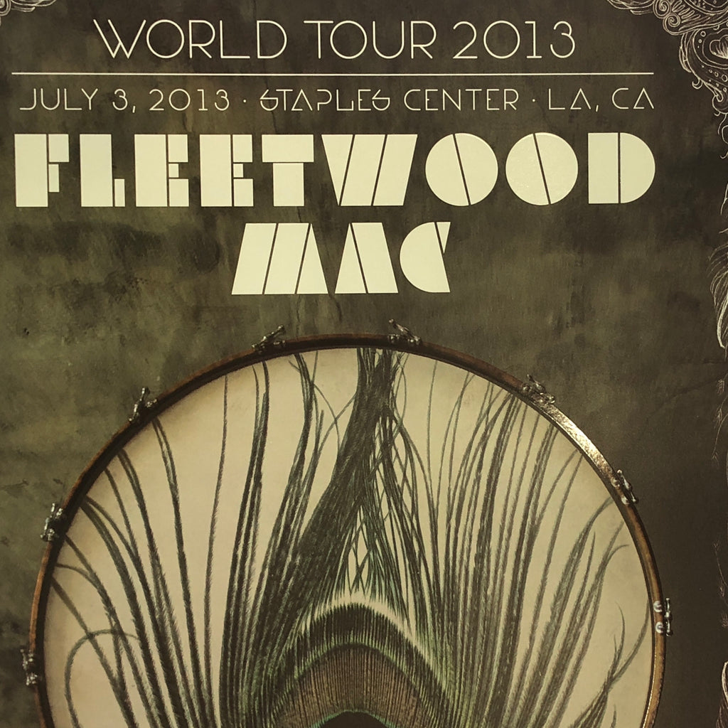 Fleetwood Mac by Kii Arens