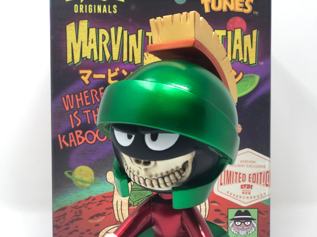 Marvin The Martian by Ron English