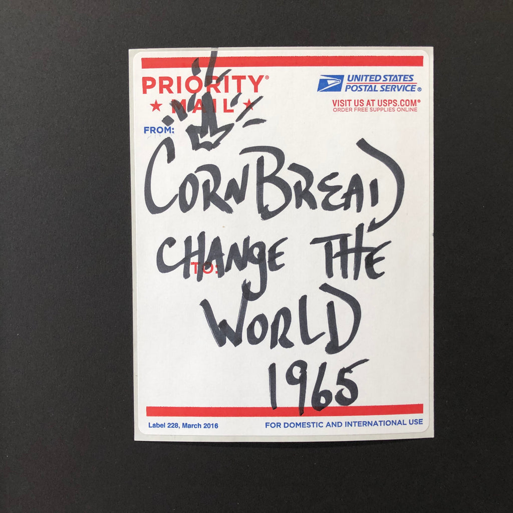 "USPS ""Change The World 1965"" by Cornbread"