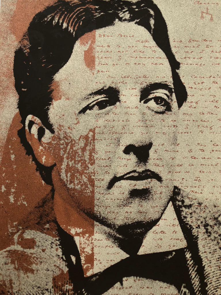 Oscar Wilde [2008] by Rob Jones