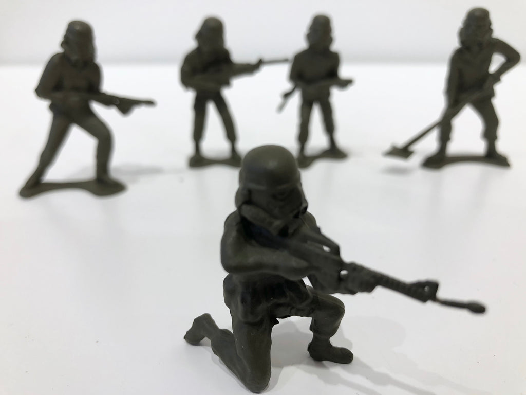 U.S. Stormtrooper [Mine Sweeper] by Killer Bootlegs