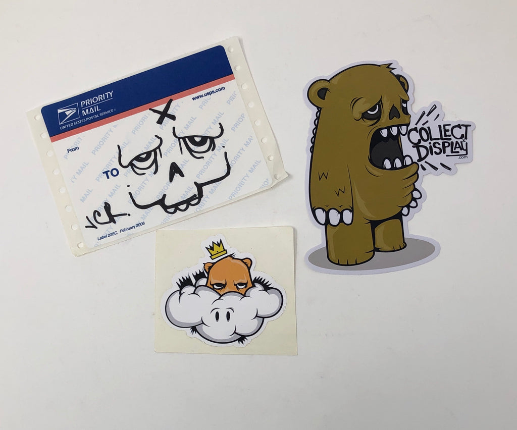 Original  Drawing [Stickers] by JC Rivera