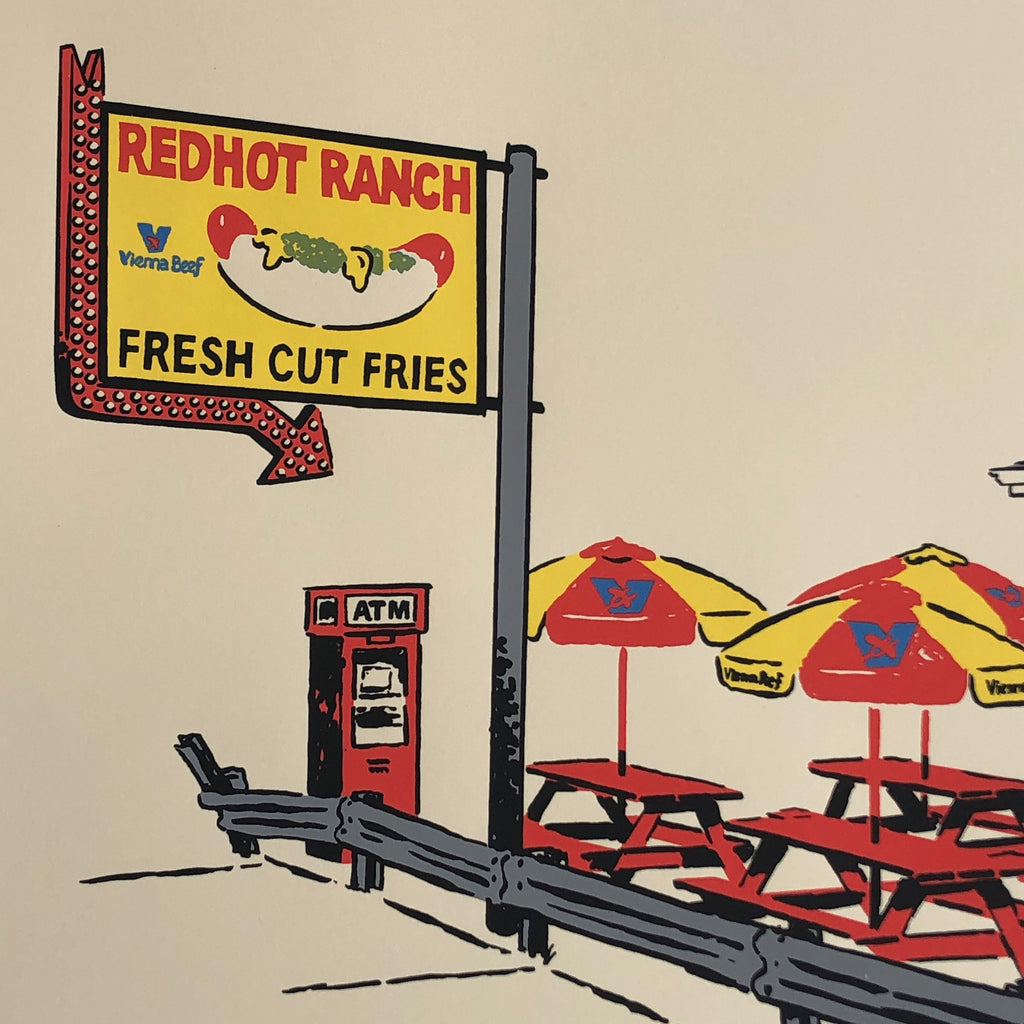 Red Hot Ranch by Ryan Duggan