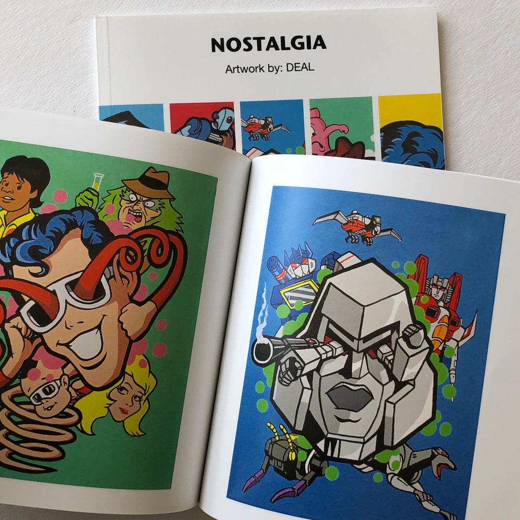 Nostalgia Book by DEAL