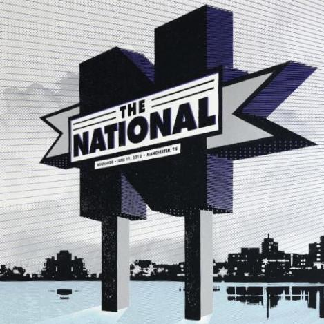The National [Bonnaroo 2010] by Boss Construction