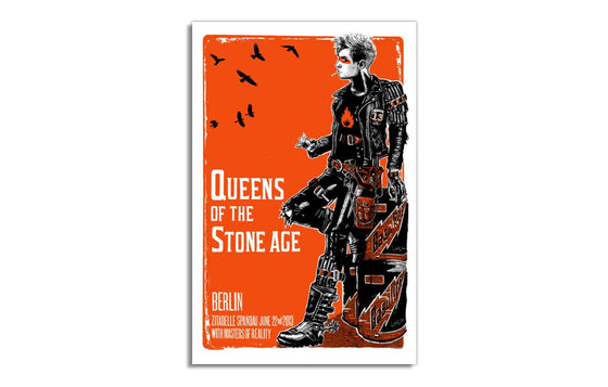 QOTSA [Berlin 2013] by Jacknife Prints