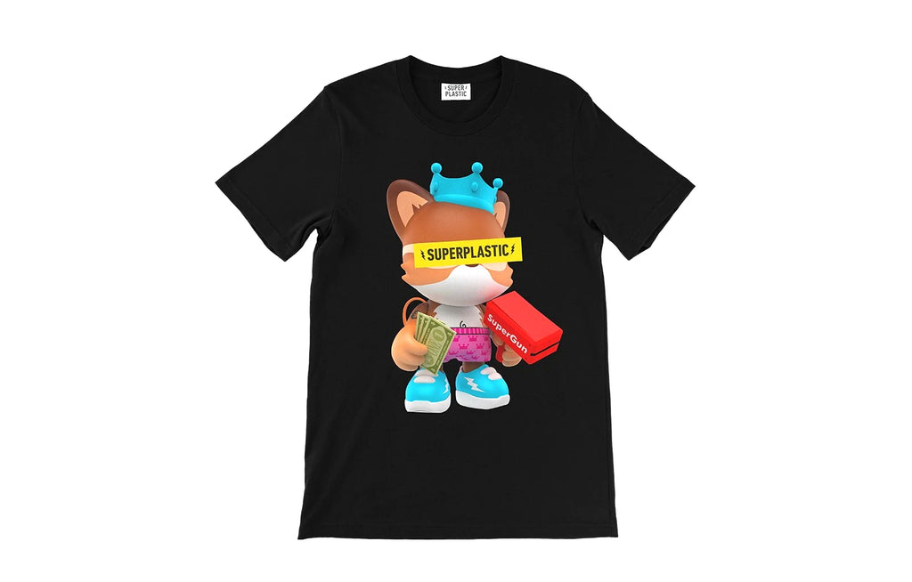 King Janky the Third [XL] T-Shirt Superplastic