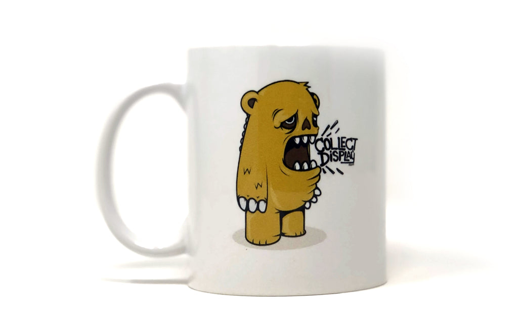 Hugo Coffee Mug by JC Rivera