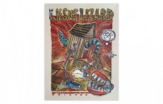 The Jesus Lizard [Pitchfork 2009] by Dan Grzeca