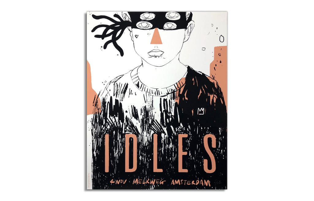 Idles by Joris Diks