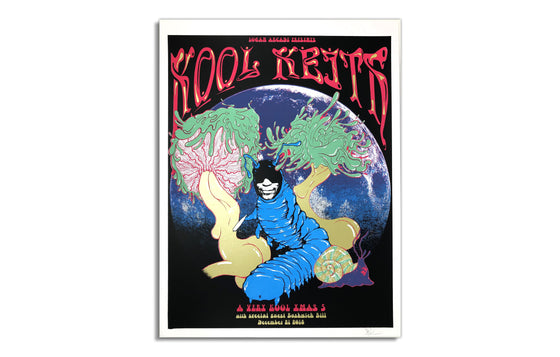 Kool Keith [Chicago 2018] by Deadmeat Design