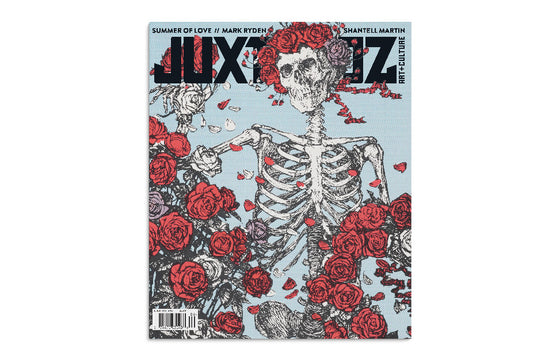 Juxtapoz Magazine June 2017 No.197