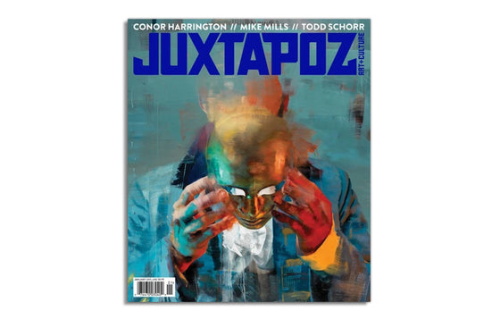 Juxtapoz Magazine January 2017 No.192