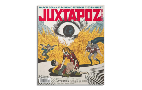 Juxtapoz Magazine February 2017 No.193
