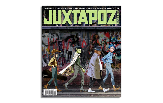Juxtapoz Magazine July 2017 No.198