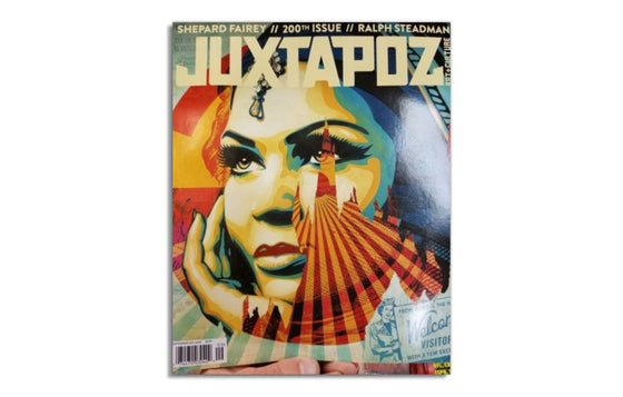 Juxtapoz Magazine September 2017 No.200