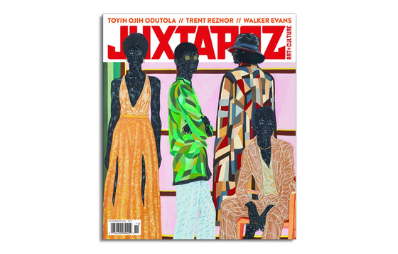 Juxtapoz Magazine November 2017 No.202