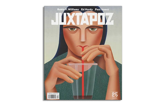 Juxtapoz Magazine Summer 2019 No.210