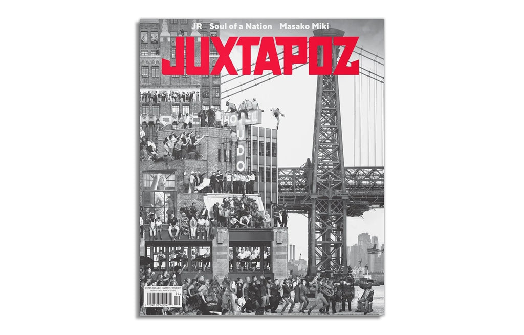 Juxtapoz Magazine Winter 2020 No.212