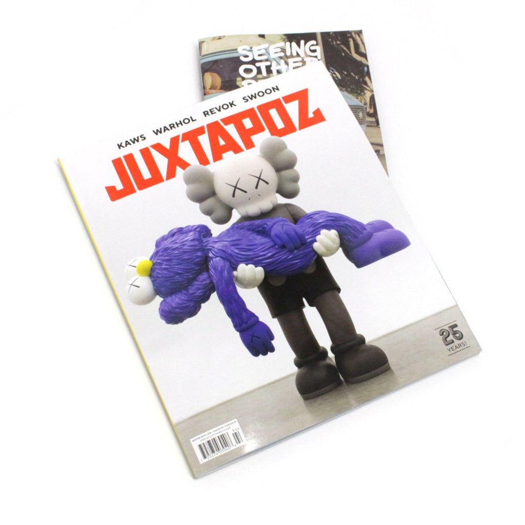 Juxtapoz Magazine [KAWS] Winter 2019 No.208