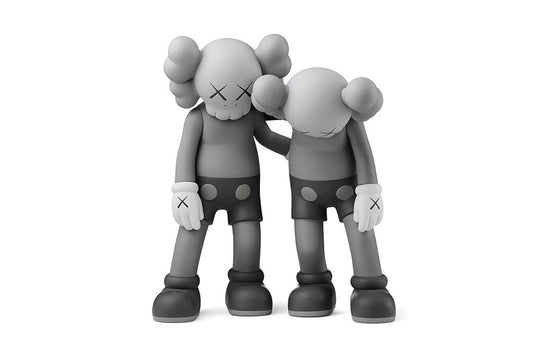 Along The Way [Grey] by Kaws One