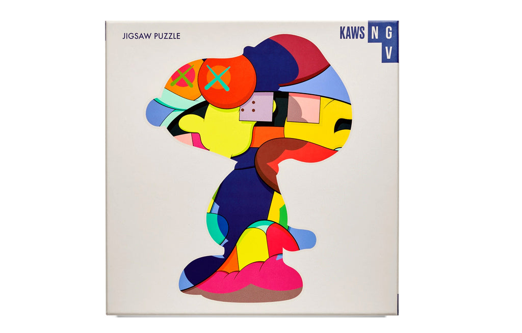 Puzzle [No One's Home] by Kaws x NGV