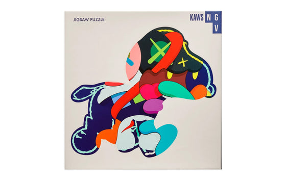 Kaws Puzzle [Stay Steady] by Kaws x NGV