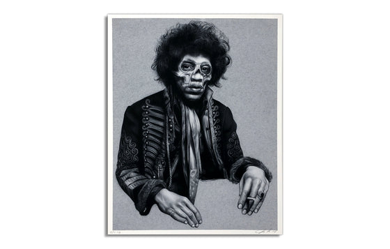 Jimi LND by Joe King