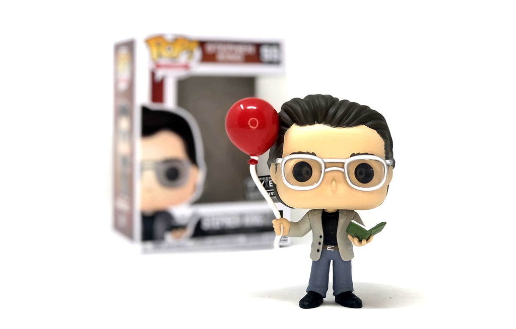 Stephen King 55 by Funko Pop!