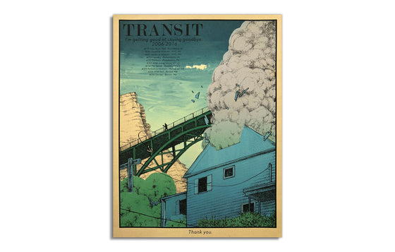 Transit [East Coast Tour] by Dave Kloc