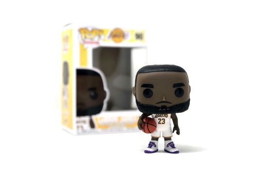 LeBron James 90 by Funko Pop!